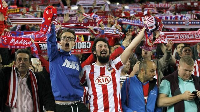 Półfinały LM: Atletico lepsze od Bayernu