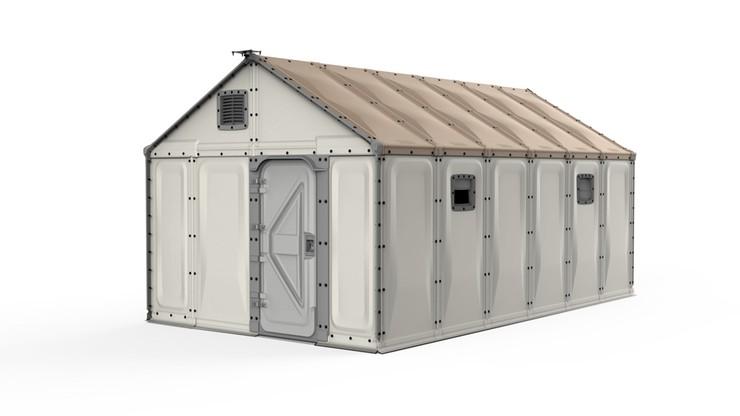 Szwajcaria chce kupić dla uchodźców domy od IKEI