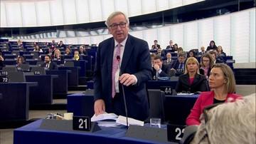 15-03-2017 10:42 Juncker i Tusk ostro o Turcji: skandaliczne porównania z nazizmem