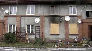 Śledztwo ws. pożaru, w którym zginęło troje dzieci. Prokuratura czeka na opinię biegłych