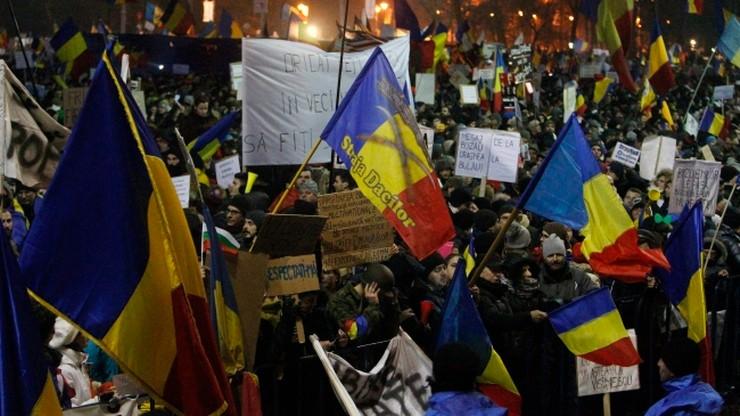 Po protestach w Rumunii rząd przygotowuje nowy projekt nowelizacji kodeksu karnego