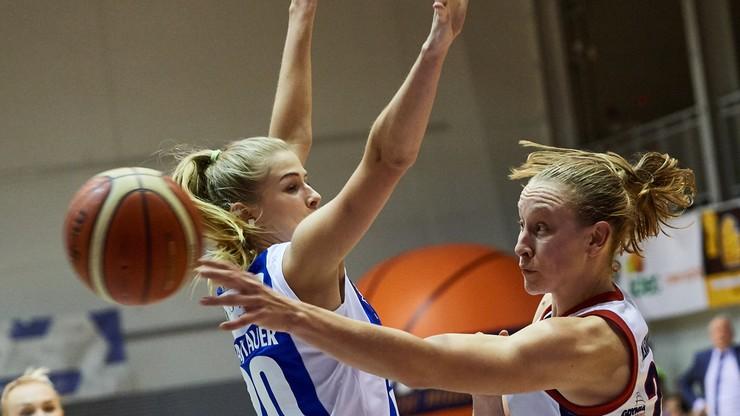 Ekstraklasa koszykarek: Basket - AZS Gorzów 93:75