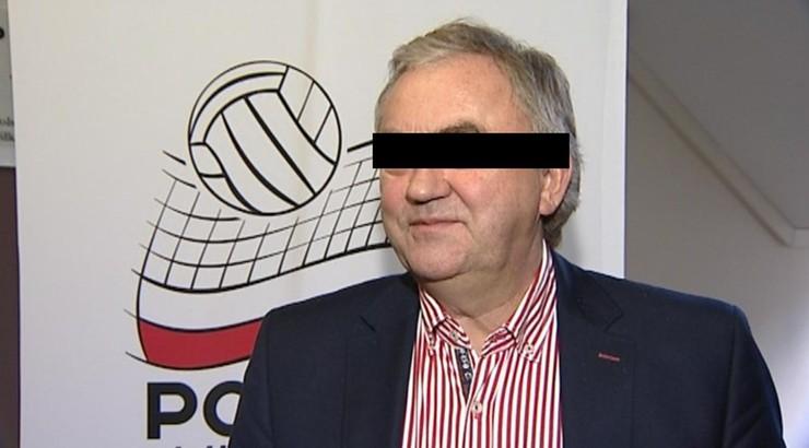 Byli szefowie Polskiego Związku Piłki Siatkowej oskarżeni o korupcję