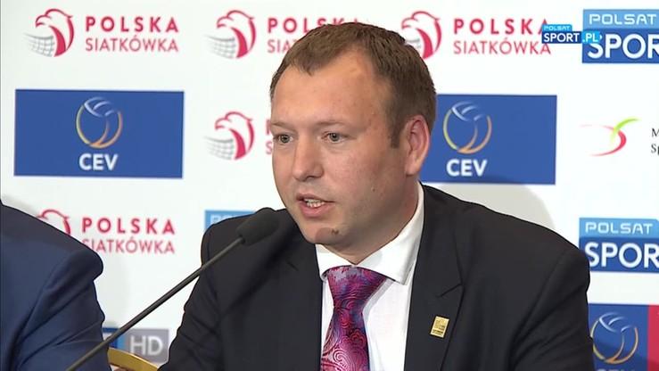 Wiceprezydent Katowic: Wielka siatkówka wraca na swoje miejsce