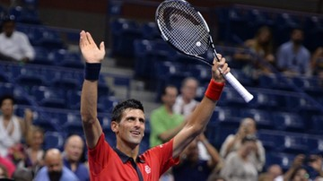 2015-09-03 US Open: Pewny awans Djokovicia do III rundy