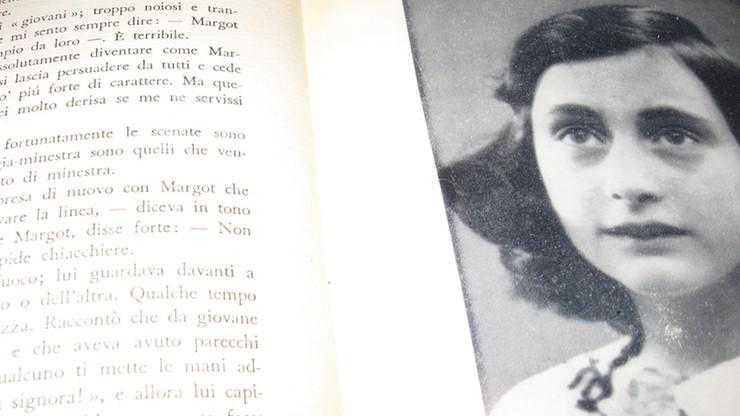 Dokładnie 75 lat temu Anna Frank rozpoczęła pisanie swojego dziennika