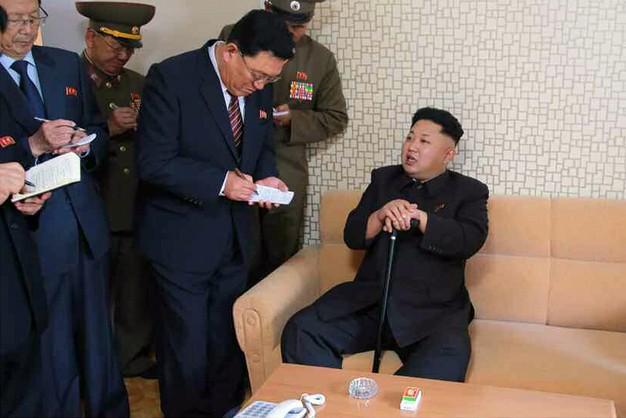 Kim Dzong Un pojawił się publicznie po raz pierwszy od 40 dni