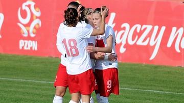 2017-10-16 El. MŚ 2019 kobiet: Gry kontrolne Polek przed meczem z Albanią