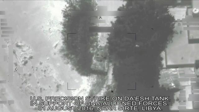 USA: wyeliminowano z pola walki 45 tys. dżihadystów IS