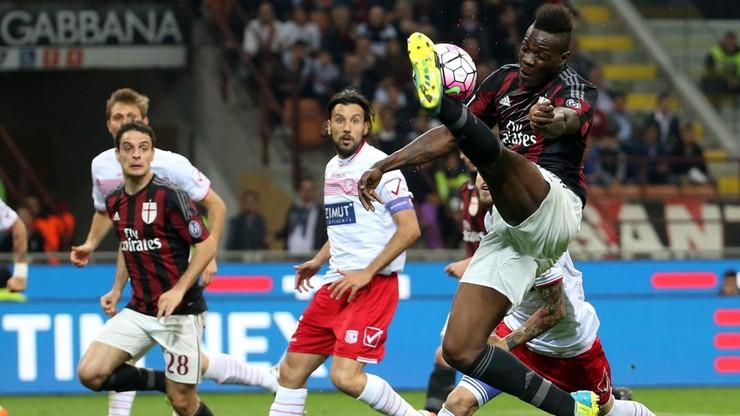 Bezbarwny Milan podzielił się punktami z Carpi