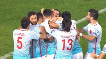 2016-11-12 El. MŚ 2018: Dwa gole w Antalyi i pierwsze zwycięstwo Turcji