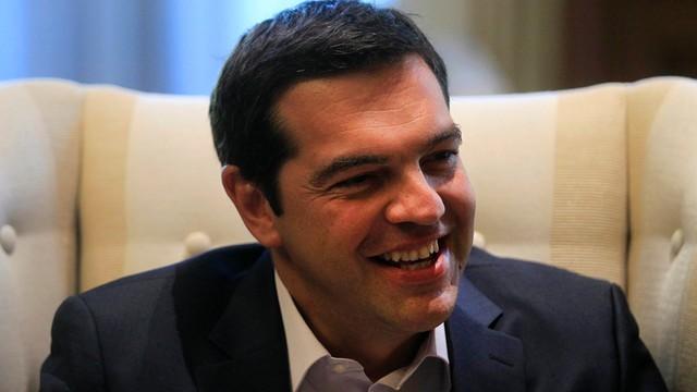 Tsipras nadal przeciwko polityce oszczędności w Grecji
