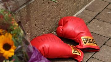 2016-06-04 Louisville oddaje cześć legendarnemu bokserowi Muhammadowi Alemu