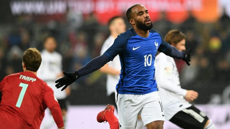 Niemcy uratowały remis z Francją! Dublet gwiazdy Arsenalu