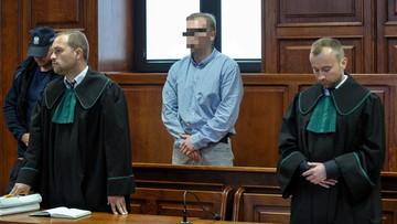 26-06-2017 12:50 Dożywocie za zabicie czterech osób. Sąd ponownie skazał Mariusza B.