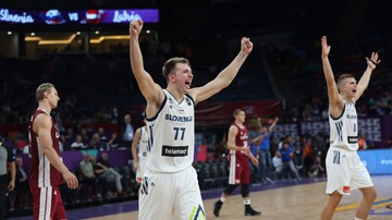 2017-09-12 EuroBasket 2017: Słowenia rywalem Hiszpanii w półfinale