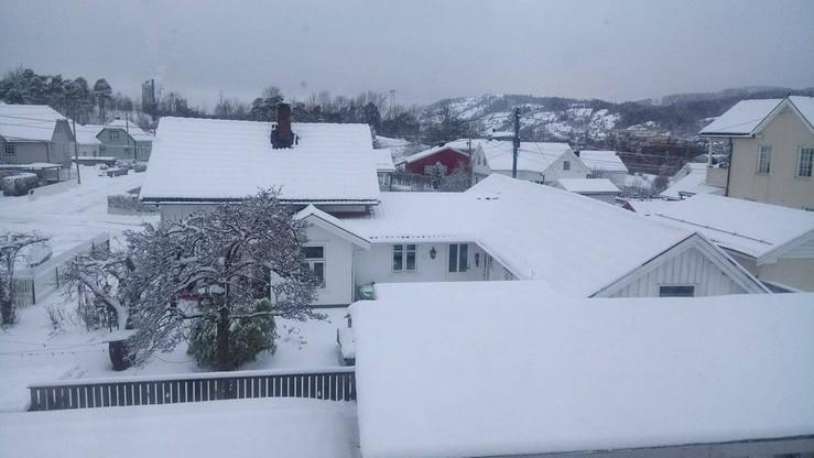 2017-03-10 Zima w Norwegii