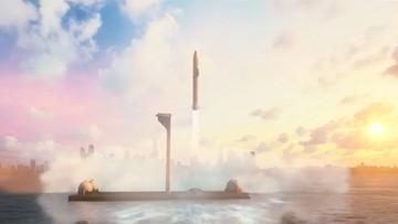 29-09-2017 16:38 Z Londynu do Nowego Jorku w 29 minut. Elon Musk zapowiada pasażerskie loty po orbicie