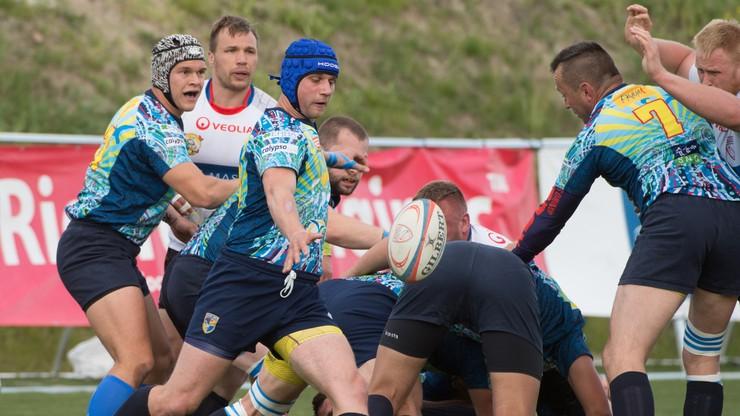 Rugby: Pojedynek o Puchar Polski Ekstraligi