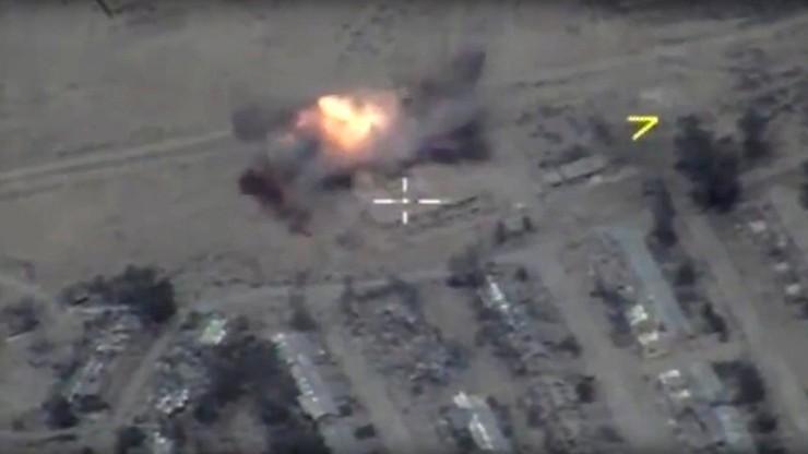 Rosyjska armia: lider Państwa Islamskiego mógł zginąć w nalocie na Ar-Rakkę