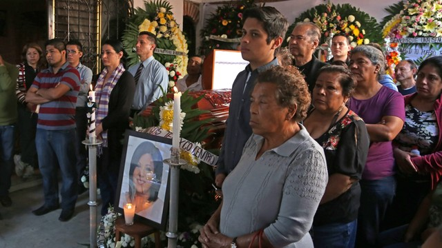 Meksyk. Gubernator: Burmistrz zastrzelona przez gang narkotykowy