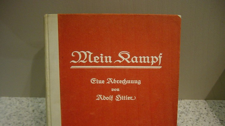 """We Francji ukaże się krytyczne wydanie """"Mein Kampf"""""""
