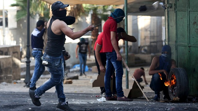 Czworo Palestyńczyków zastrzelonych po atakach na Izraelczyków