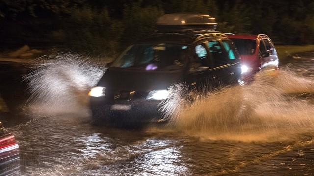 Macedonia: 15 ofiar śmiertelnych powodzi w stolicy kraju