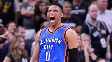 2016-10-29 NBA: Niesamowity wyczyn Westbrooka