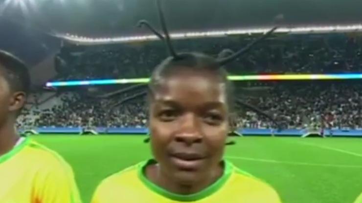 Rio 2016: Czy to najdziwniejsza fryzura igrzysk?
