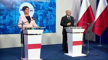Prezes PiS: Międzymorze ma równoważyć układ w Europie