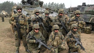 Powstanie niemiecka legia cudzoziemska?