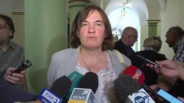 Radna PiS ma przeprosić posłankę PO za
