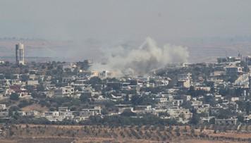 Syria: stu cywilów zginęło w atakach lotniczych