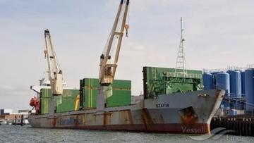 27-11-2015 15:39 Nigeria: piraci porwali pięciu polskich marynarzy