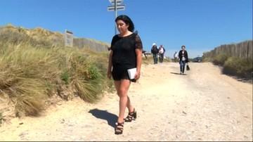 Była nacjonalistka zakochała się w imigrancie z Calais. Teraz grozi jej do 10 lat więzienia
