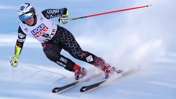 2017-03-16 Alpejski PŚ: Weirather z małą Kryształową Kulą w supergigancie