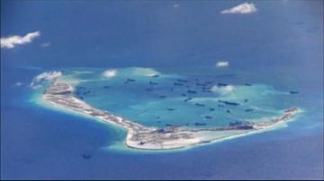08-01-2016 15:23 Chiny prowokują na Morzu Południowochińskim