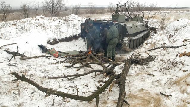 Ukraina: Armia odparła kolejny atak na tzw. łuku switłodarskim