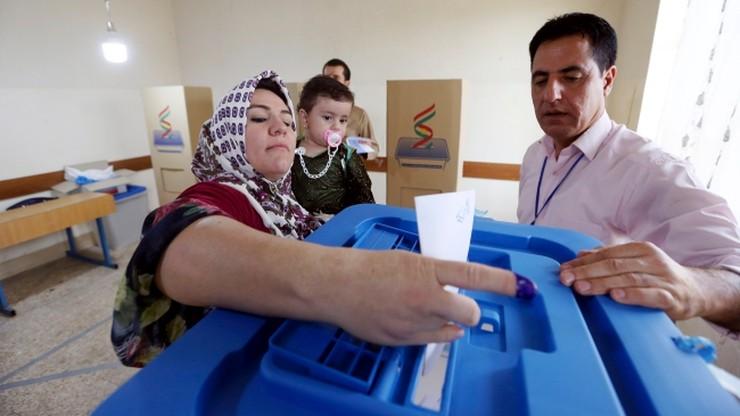 Kurdowie decydują o swojej przyszłości. Rozpoczęło się referendum niepodległościowe