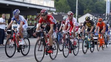 2017-08-01 Tour de Pologne: Przed kolarzami najdłuższy etap
