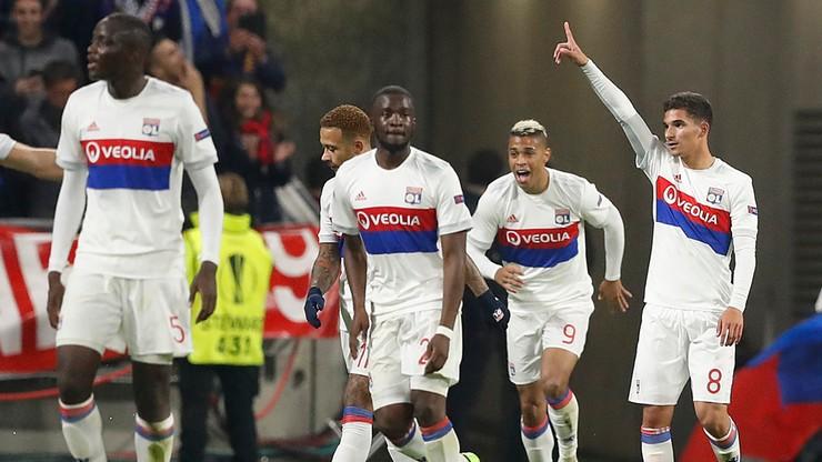 Liga Europy: Hit dla Lyonu! Rybus na ławce, grali Góralski i Kędziora