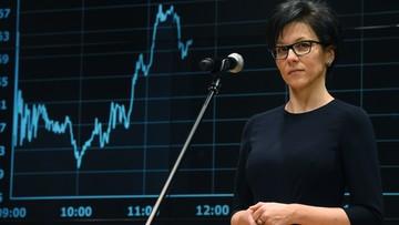 12-01-2016 11:35 Pierwsza kobieta na stanowisku prezesa Giełdy Papierów Wartościowych
