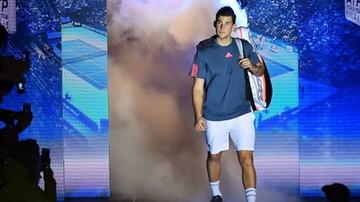 2016-11-15 ATP World Tour Finals: Thiem pokonał Monfilsa