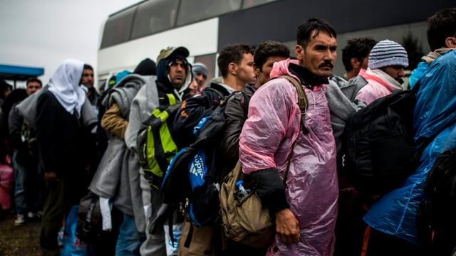 Chorwacja: Rekordowa liczba prawie 10 tys. migrantów w jednym dniu