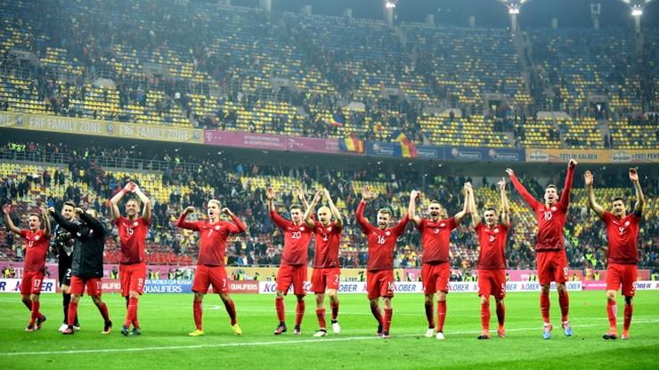 2016-11-11 Twitter o Rumunia - Polska: Wielki mecz wielkiej drużyny!