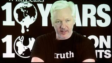 04-10-2016 13:46 Assange: ujawnimy milion dokumentów m.in. związanych z wyborami w USA