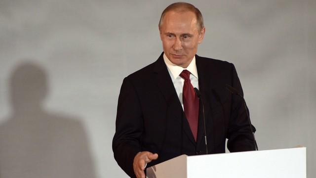 Putin: do zbadania sprawy dopingu potrzeba niezależnej komisji