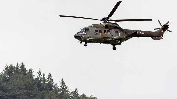Szwajcaria: znaleźli wrak zaginionego myśliwca Hornet