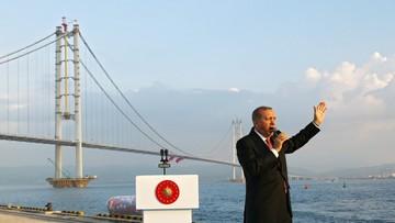 03-07-2016 19:14 Tureckie obywatelstwo dla milionów uchodźców? Prezydent rozważa ten pomysł